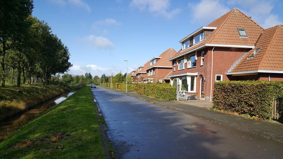 Sfeer 1 foto  Groningen zuid
